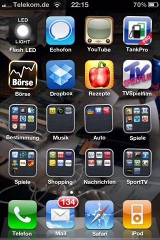 app iphone suche löschen