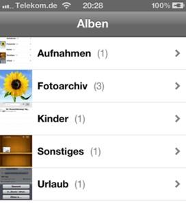 Iphone 4 bilder löschen fotoarchiv