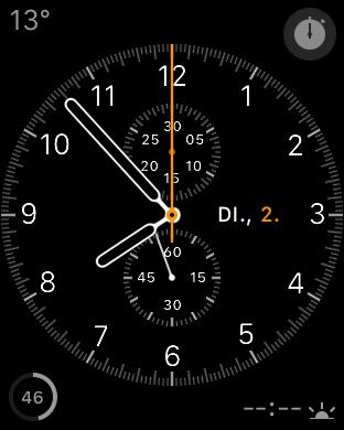 how to screenshot apple watch series 3
